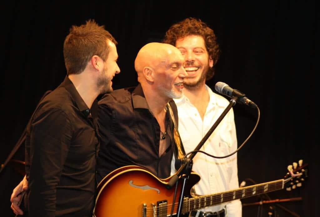 Ahmed Mouici Trio